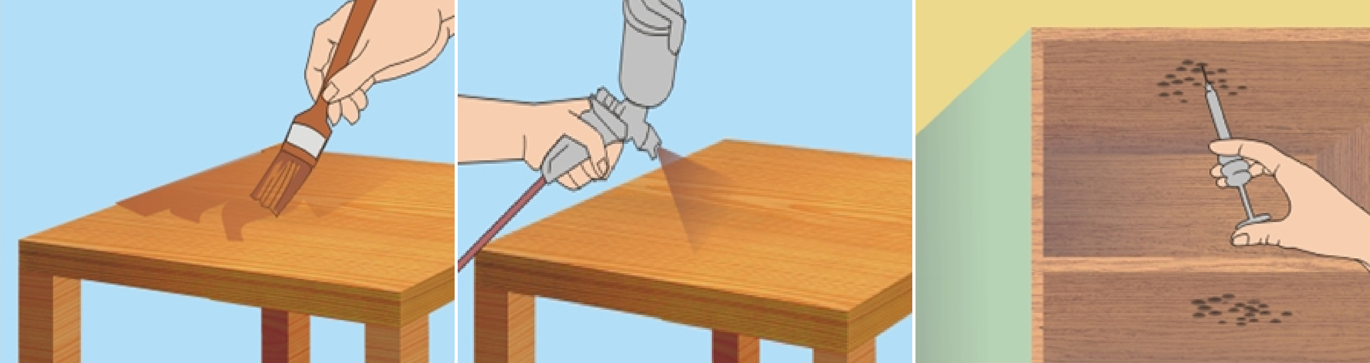 How To Apply Terminator Wood Preservative End Of Termites